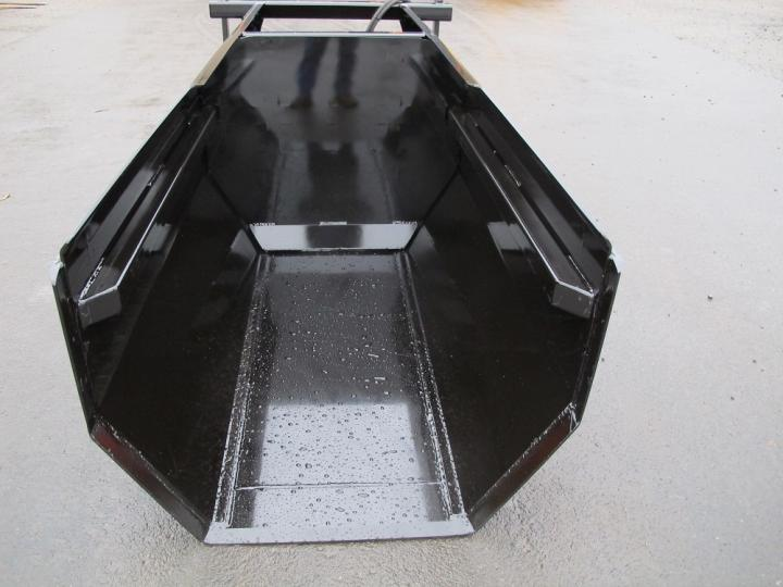 Ejector Bucket for Glenfarrow's GF210 Biomass Boiler