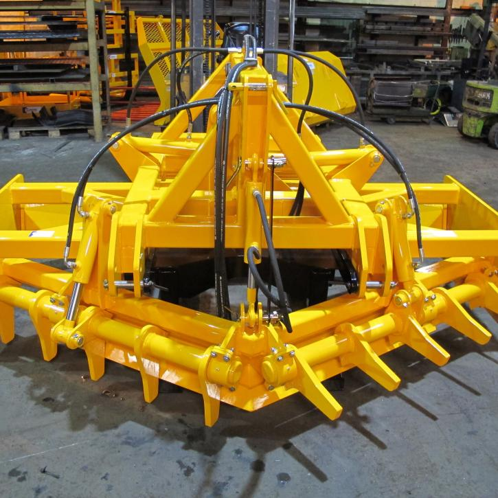 3m Road Grader with Hardox Edges and Ripper Teeth
