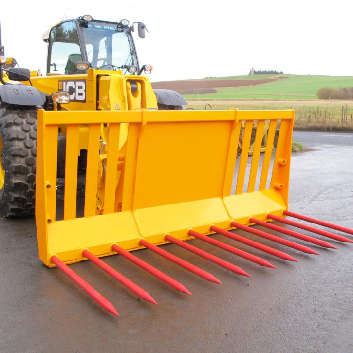 9' wide extra H.D. Muck Fork