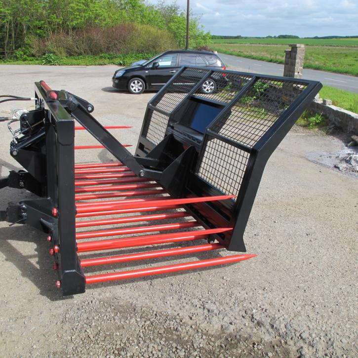 Extra HD 10' wide 1500mm tines - Contractor Model