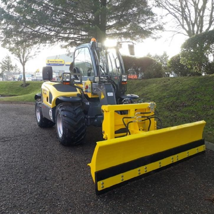 450mm x 1800mm Snow Blade for Wacker Neuson TH412