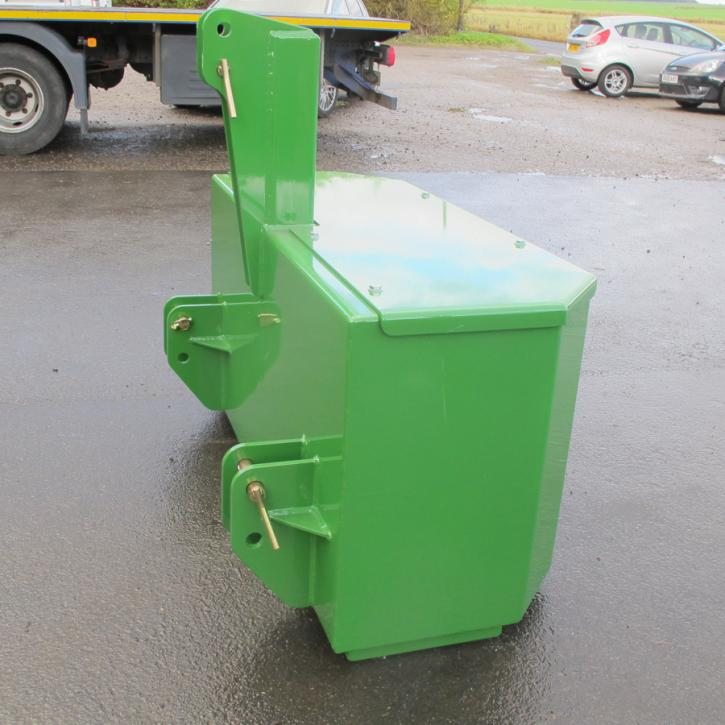 Tractor Weight Box
