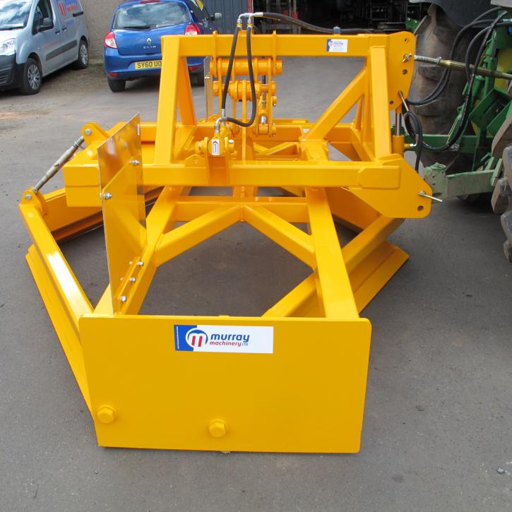 Road Grader MK 2 with tilting frame