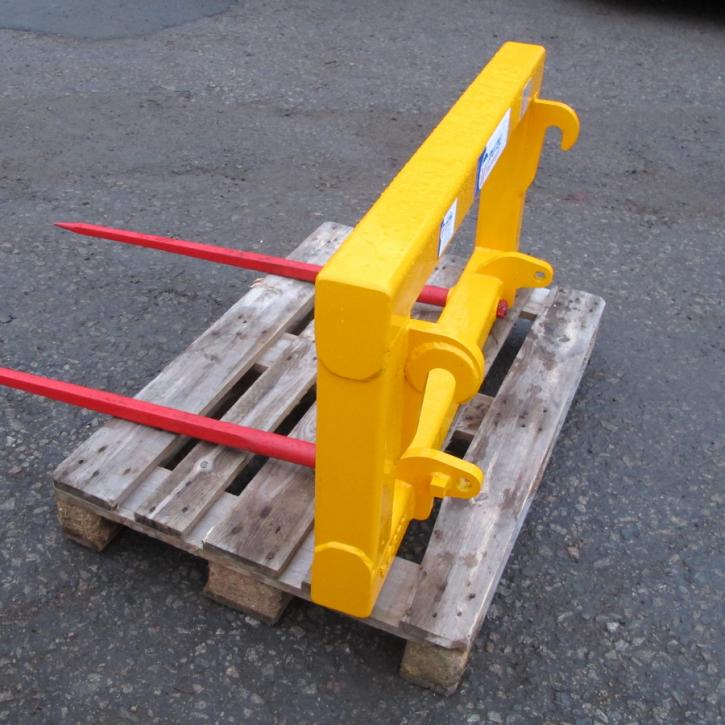 Murray Machinery Single Bale Spike - shown with Euro brackets.