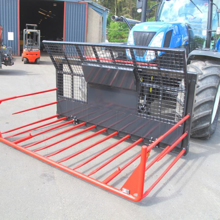 Push - Off Buckrake with Road Safe Bar