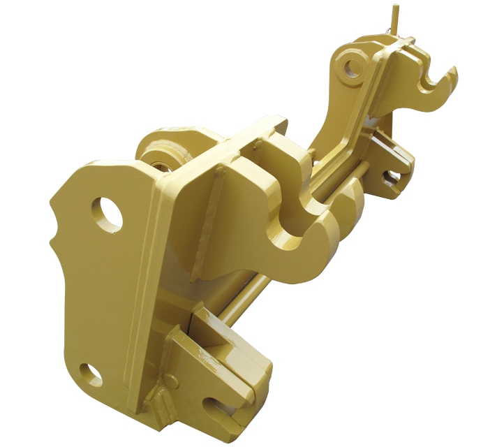 CAT 434E/444E Quick Hitch