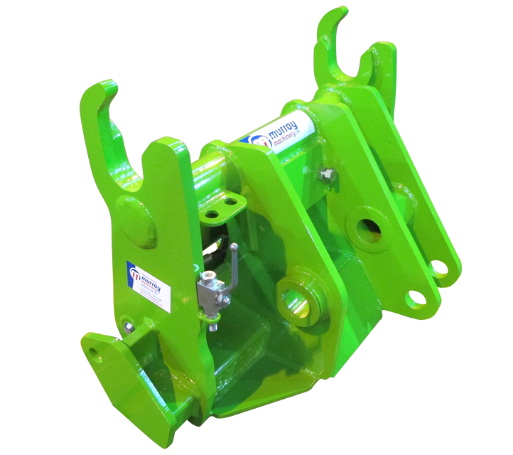Merlo - Manitou Quick Hitch Adapter