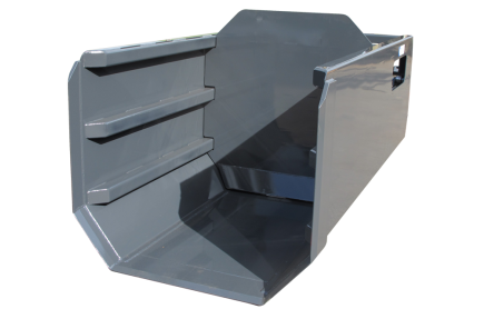 Ejector Bucket for Biomass Boilers