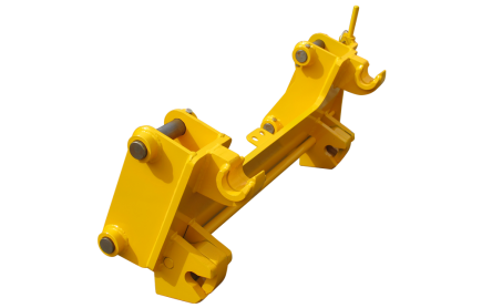 JCB 3CX Quick Hitch
